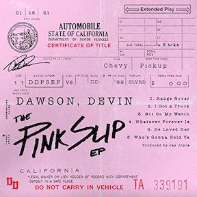 CD review - The Pink Slip EP