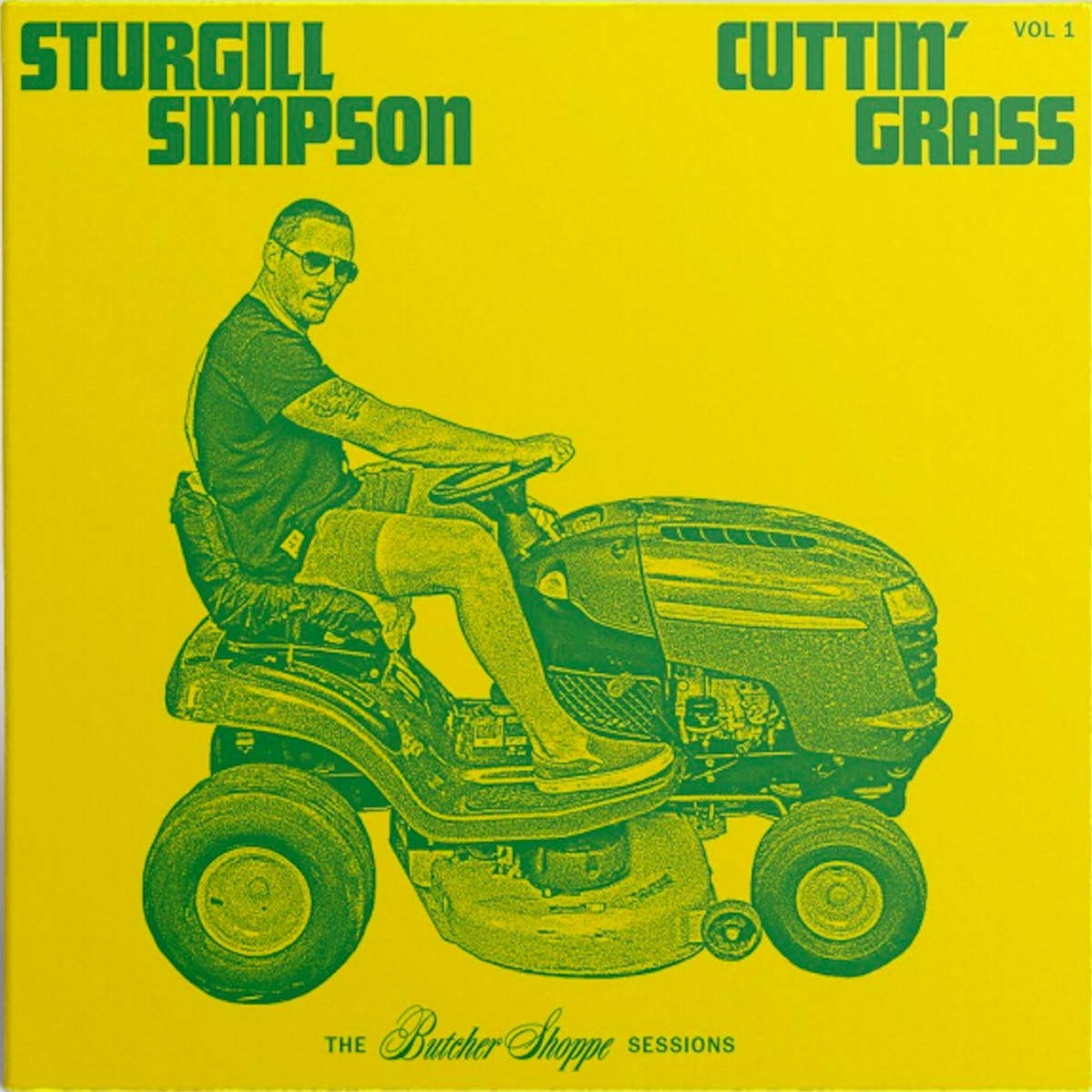 CD review - Cuttun' Grass Vol 1 The Butcher Shoppe Sessions